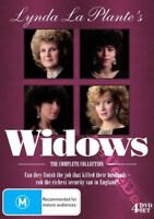 Widows (Complete Collection) NEW PAL Series Cult 4-DVD Set A. Mitchell F.Hendley