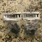 Team Trinity (TRI90791) Front Bulkheads (2) NOS