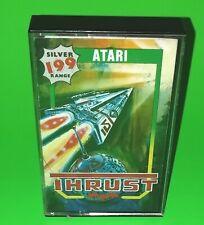 Empuje ATARI 800 XL 130 XE Retro Cassette Firebird Retro Juego Clásico Juego