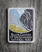 Black Canyon of the Gunnison National Park Patch Traveler Series Colorado