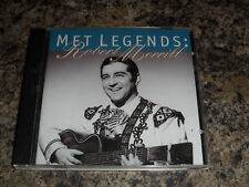Robert Merrill - Met Legends CD Rare Rock