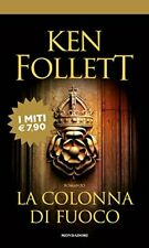 9788804704430 La colonna di fuoco - Ken Follett