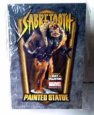 Sabretooth Statue #172 Bowen Designs New From 2005 Marvel Comics X-Men Wolverine