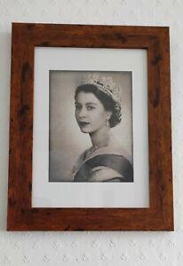 Framed Portrait Of Queen Elizabeth II