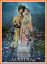 Bajirao Mastani 2  Bollywood Movie Posters Vintage Classic & Indian Films