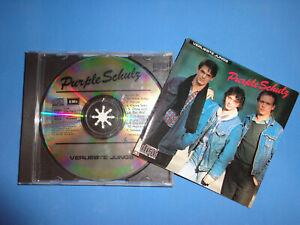 Purple Schulz CD Album mit den Titel Verliebte Jungs
