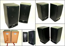 AKAI SW-MX92 2 Way Bookshelf Speakers (50W, 8 Ohms)