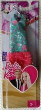 Original Mattel Barbie and Ken Fashion Valentinstag Mode Kleid 4 Neu