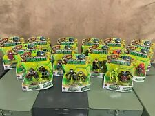 TMNT Half Shell Heroes Playmates set of 13 2PK figures New MOC