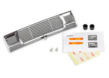 New Traxxas 3656 Replacement Body Component Part For Bigfoot #1 - Chrome Grill +