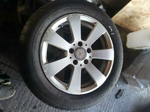 Mercedes C Class W204 Spare Alloy Wheel With Tyre 195/60/R16