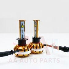 H7 LED (Authentic Philips Chip) Headlight Globe Bulb Lighting System Kit