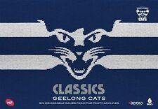 AFL Classics - Geelong Cats (DVD, 2016, 6-Disc Set)