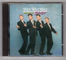 (GZ638) Wet Wet Wet, Popped In Souled Out - 1987 CD