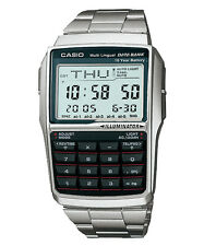 Casio Uomo Databank dbc32d-1a Orologio con calcolatrice