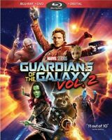 Guardians of the Galaxy: Volume 2 [New Blu-ray] With DVD, Widescreen,