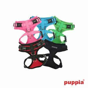 Puppia Ritefit Air Mesh Soft Harness Adjustable Dog Puppy GENUINE