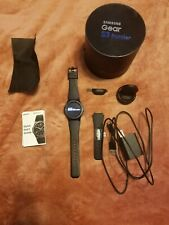 Samsung Gear S3 frontier 46mm Bluetooth Smartwatch - Dark Gray (SM-R760NDAAXAR)