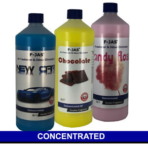 Air Freshener & Odour Eliminator 1L Concentrated DOUBLE STRENGTH Makes up to 10L