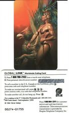 Boris Vallejo - Gryphen Keeper - Limited Collectible Phone card