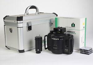 Noblex 6/150U Medium Format Panoramic Film Camera with Extras