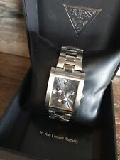 GUESS - Wristwatch - Stainless Steel - Watch - Brand New - Classic