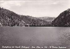 CASTIGLIONE DEI PEPOLI (Bologna) - Staz. Clim. - Il Bacino Inferiore