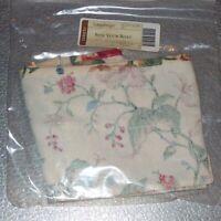 Longaberger Heirloom Floral ROW YOUR BOAT Basket Liner ~ Brand New in Bag!
