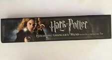 Harry Potter Hermione Granger's Wand with Illuminating Tip - OPEN BOX