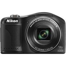 Nikon COOLPIX L610 16MP Digital Camera w/ 14x Zoom + 3.0-inch LCD (Black) Refurb