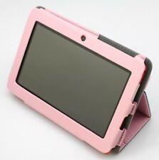 Tablet 7 pulgadas Quad core 1 GB de RAM 8 ROM FULL HD FUNDA ROSA
