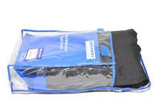 Land Rover Defender Waterproof Seat Covers Black Rear Seats 2nd Row  DA2828BLACK