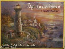 Jigsaw puzzle Lighthouse Haven 1000 piece NEW