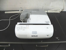 Epson PowerLite 460 Ultra Short Throw 3LCD Projector XGA - Not Working As-Is