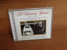 50 Glorious Years  Celebration Of HM The Queen & Prince Philip's Golden Wedding