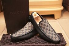 Gucci Loafers 100% Leather Shoes for Men