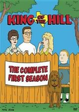 King of The Hill Complete Season One R1 DVD Series 1
