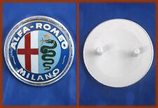 ALFA ROMEO 1750 / GIULIA GTA / JUNIOR ZAGATO - LOGO BADGE MILANO STEMMA