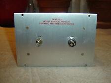 Fairchild 667 Aa, Power Supply, 658 Reverbetron Dynamic Reverb System, Vintage