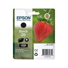 Epson Tintenpatrone schwarz Claria Home 29 T 2981