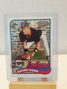2014 Topps Archives Roger Dorn Major League # MLC-RD Indians