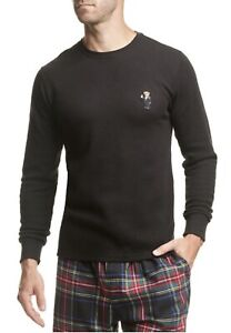 NWT!Polo Ralph Lauren Big & Tall Polo Bear Waffle Knit Thermal Crew-Neck T-Shirt