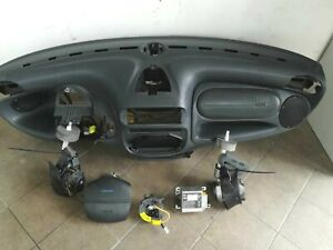 KIT AIRBAG FIAT SEICENTO / 600 SPORTING, 1.1, ANNO 1998