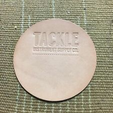 Tackle LBDBPN Large Leather Bass Drum Beater Patch