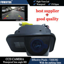Color CCD Car Rear View Reverse Parking Camera for 2006-2009 Toyota Avensis