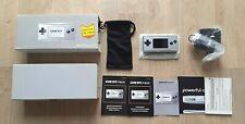 Nintendo Game Boy GameBoy Micro Gris Grey Argenté Silver - PAL - Complet - TBE