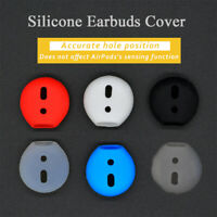 HOT Replacement Earphone Ear pads Case Silicone Earbuds Cover For Apple AirPods