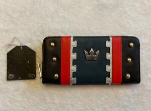 Disney Kingdom Hearts Loungefly Wallet