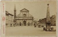 Italia Florence Foto Brogi PL17c2n31 Cartolina Armadio Vintage Albumina