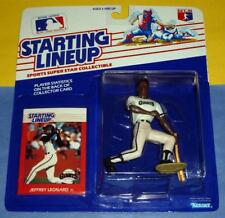 1988 JEFFREY LEONARD San Francisco Giants Rookie - FREE s/h sole Starting Lineup